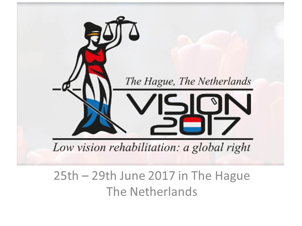 Congrès Vision 2017 Netherland